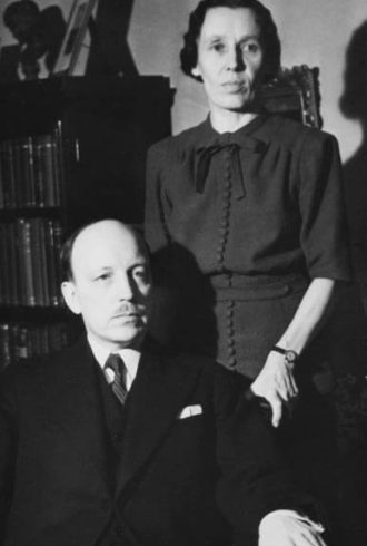 Risto and Gerda Ryti in 1940. <em>National Board of Antiquities, Historical Picture Collection</em>